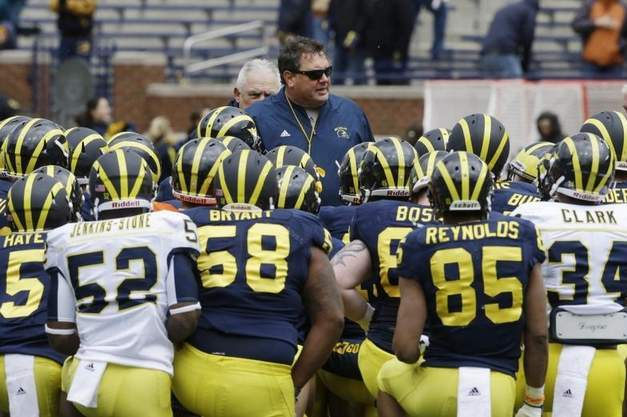 Michigan Football Team Ranks Low in Returning Lettermen