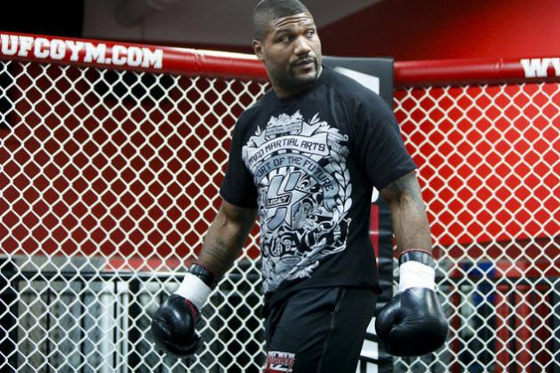 Rampage Jackson Reveals Breaking Point with Dana White, UFC