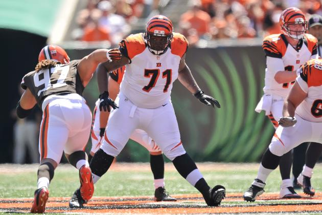 Andre Smith a No-Show at Bengals' Mandatory Minicamp