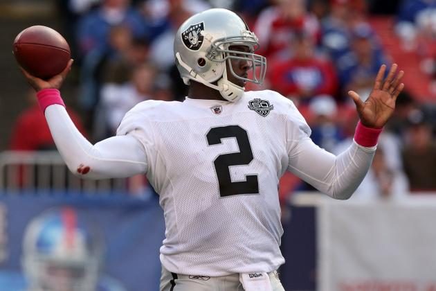 Breaking Down the Upside Currently Fueling JaMarcus Russell's Comeback Attempt