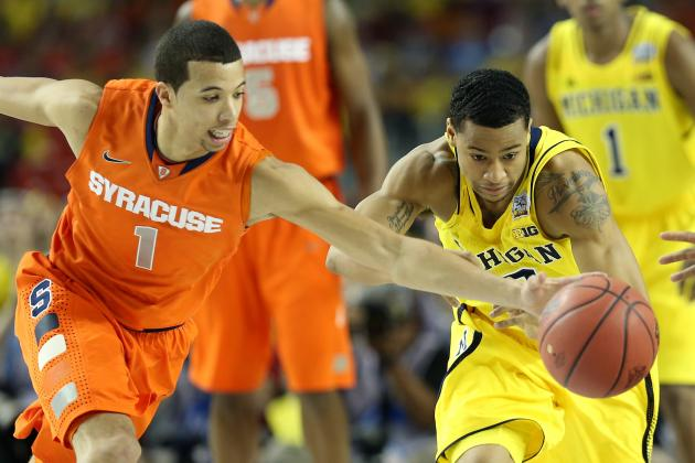 Better PG Prospect, Trey Burke or Michael Carter-Williams?