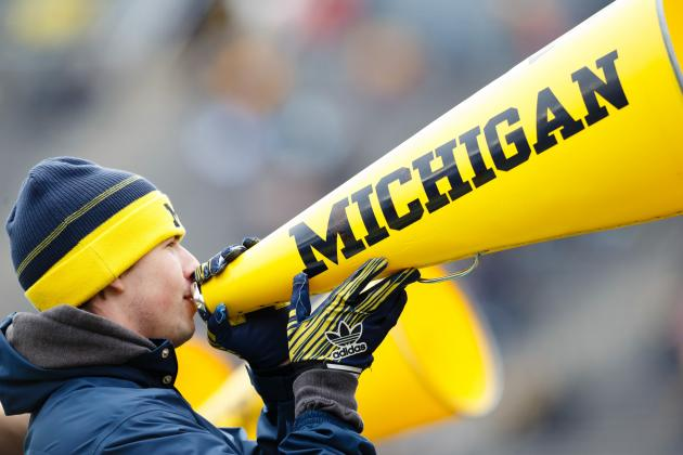 Michigan Football: Kickoff Times for Every October Game Now Announced