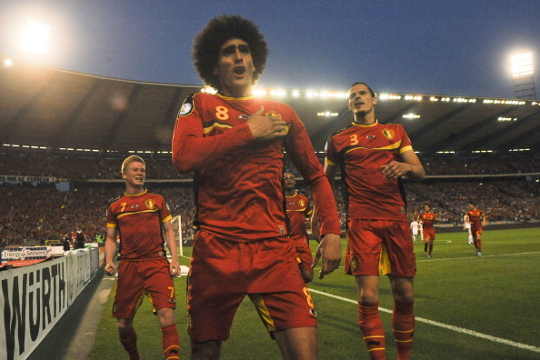 2014 World Cup: Belgium Will Be the Dark Horse of Brazil