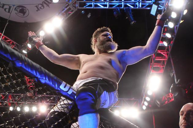 MMA's Great Debate Radio: Roy Nelson, Josh Burkman and the Best Debate in MMA