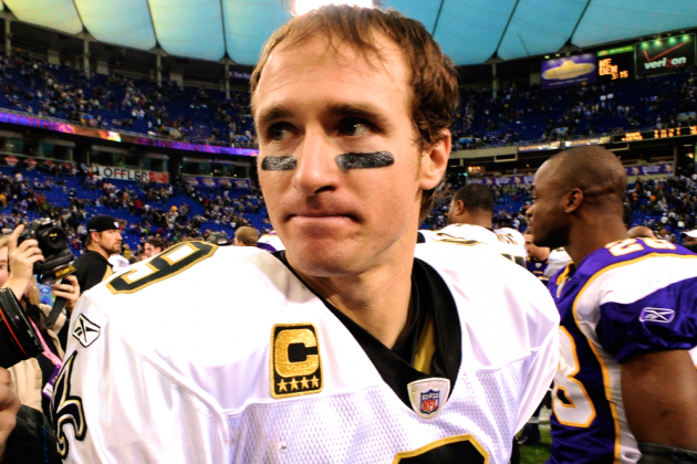 Drew Brees Sues Former Teammate Over Nonexistent Tax Credits