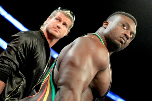 Big E Langston Will Be WWE's Next Great Powerhouse