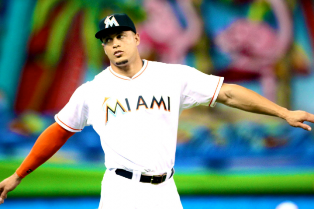 Will Healthy Giancarlo Stanton Be Auditioning for Midseason Blockbuster Trade?