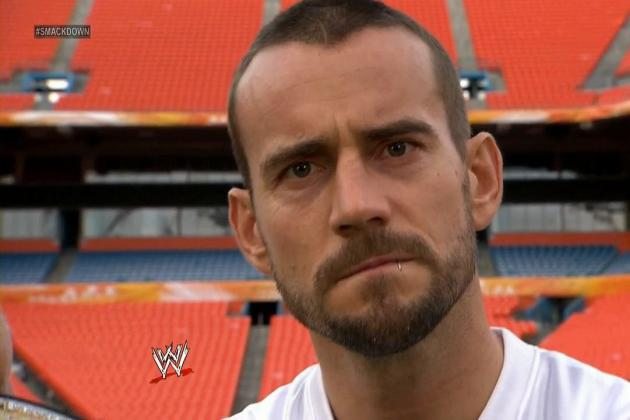 CM Punk: His Absence Proves His Value to the WWE as its Most Valuable Wrestler