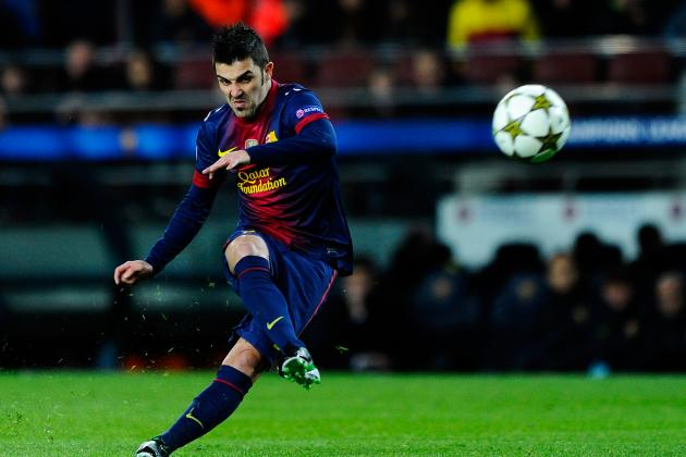 Tottenham Hotspur: Why David Villa Would Be a Better Option Than Leandro Damiao