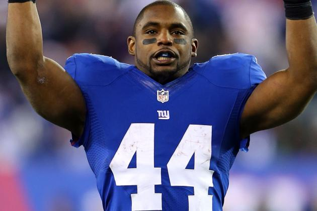 AHMAD BRADSHAW SIGNED by COLTS
