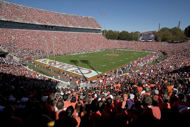 Death Valley Named ACC's Top Venue, Ranked No. 3 Nationally