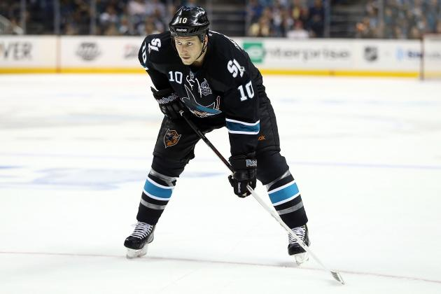 Desjardins Hopeful to Return to San Jose
