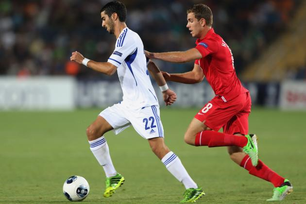 Israel vs. England: Score and Recap for Euro U-21 Championship Match