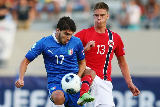 Norway vs. Italy: Score and Recap for Euro U-21 Championship Match