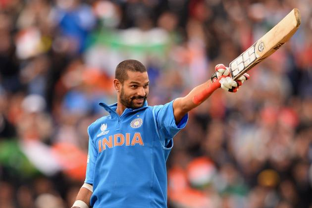 ICC Champions Trophy 2013: India vs. West Indies Score, Points Table and More
