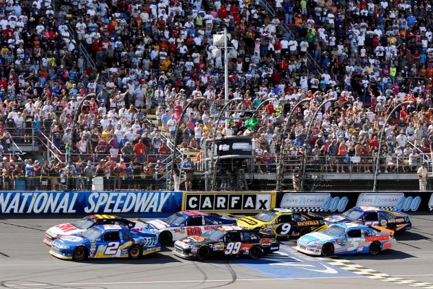 Fantasy NASCAR Picks for Quicken Loans 400 at Michigan