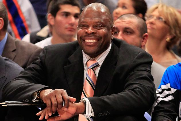 Report: Bobcats Hire Patrick Ewing as Assistant Coach