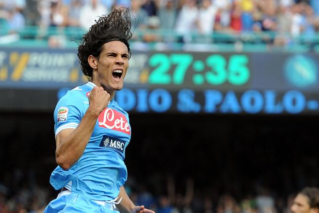 Real Madrid: Why Edinson Cavani Would Be a Good Fit at the Bernabeu