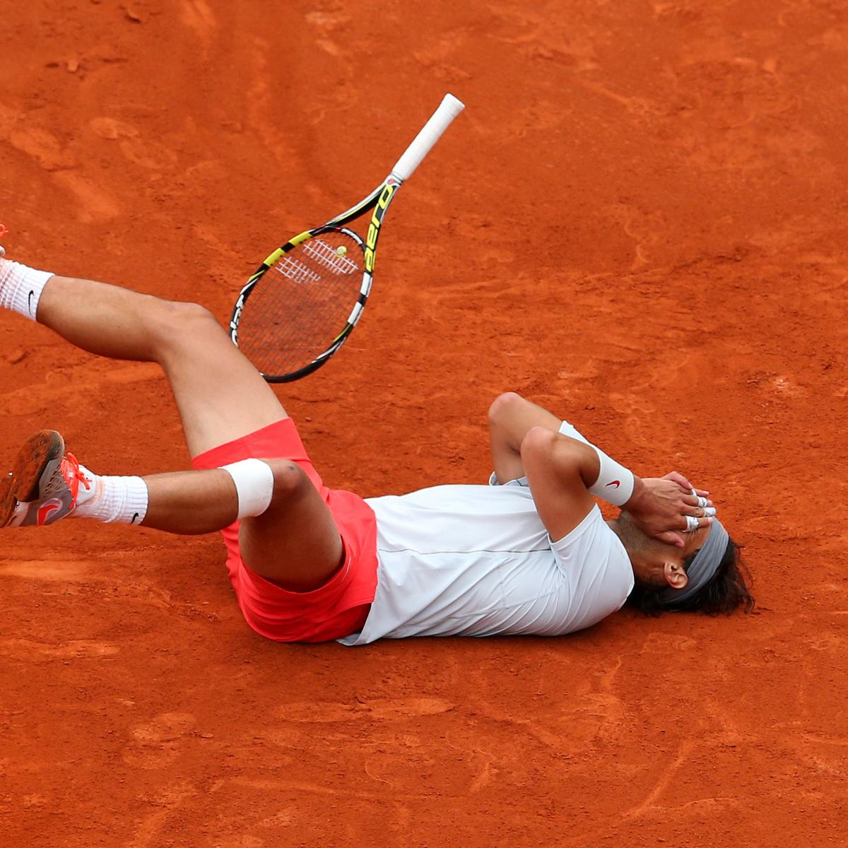 French Open 2013 Biggest Winners From Week 1 At Roland: French Open 2013: Final Report Card For The Top Stars At