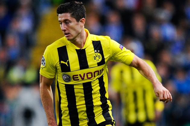 Robert Lewandowski and Cesc Fabregas Could Make Man Utd Unstoppable, At A Price