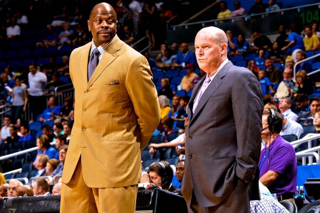 Charlotte Bobcats Reportedly Hire Patrick Ewing As Associate Head Coach