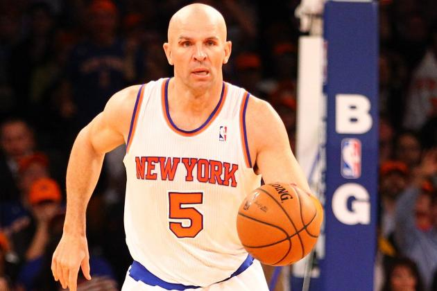Jason Kidd Leading Candidate to Become Brooklyn Nets Coach