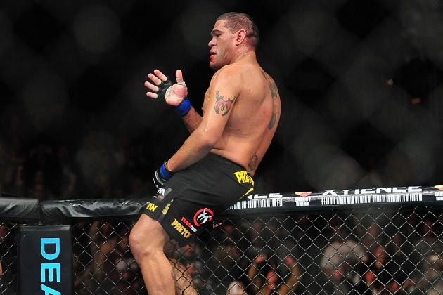 Bigfoot Says Thiago Silva 'Stabbed Me in the Back' and 'Was a Coward'