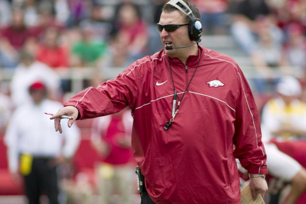 Bielema Brings APR Success
