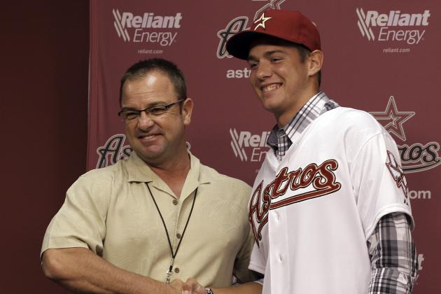 MLB Draft 2013: Late-Round Picks Who Will Rise Quickly