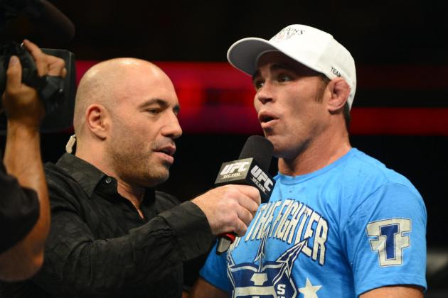 Jake Shields Talks Tyron Woodley: 'He Thinks He's a Little Better Than He Is'
