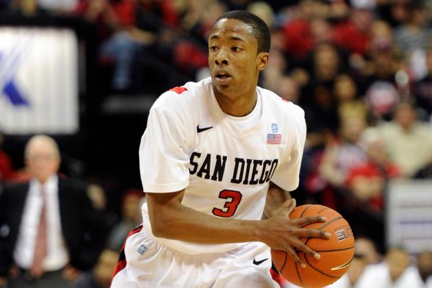 LaBradford Franklin Transfers from SDSU