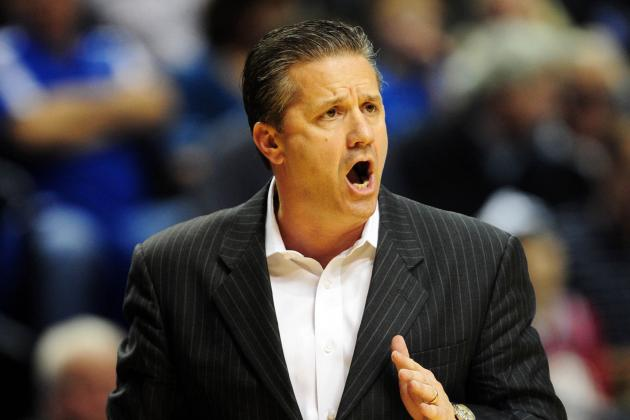 Calipari Wary of Michigan State