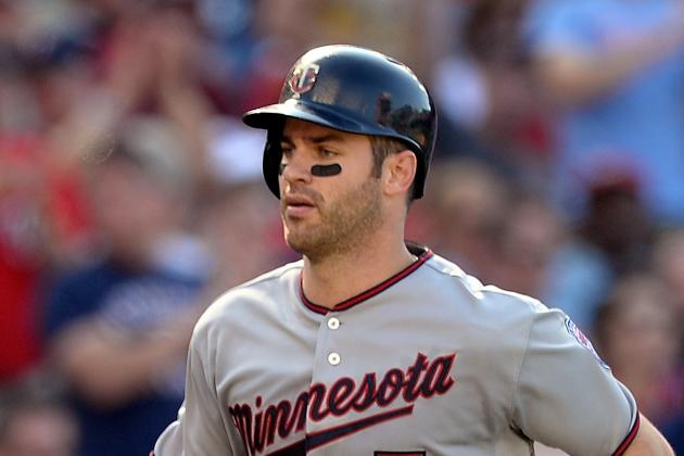 Minnesota Twins' Joe Mauer Returns to Cretin-Derham Hall