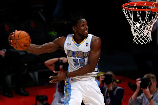 Kenneth Faried's Offseason to-Do List for Maximizing Potential Next Season