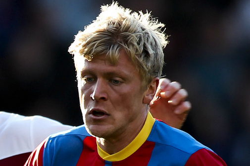 Agent Insists Jonathan Parr Is Happy to Stay at Crystal Palace