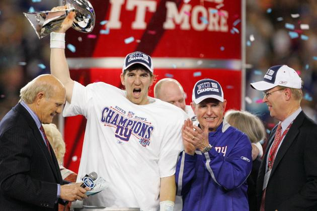 Offseason Time-Traveling: Advice for the 2008 New York Giants