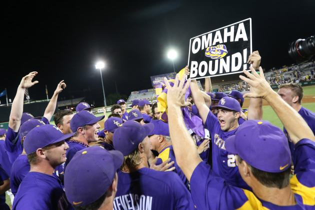 College World Series 2013: Programs Bound to Win Omaha Openers
