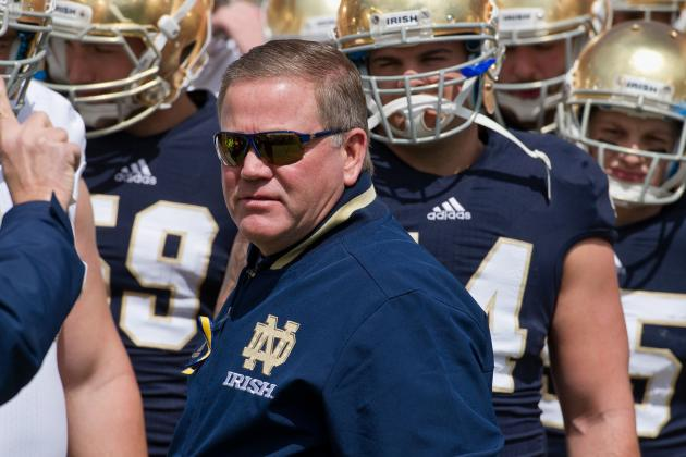 Notre Dame Football Recruiting 2014: Updates on Commits, Visits and Offers