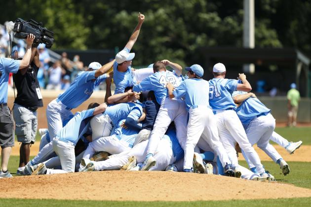 NCAA Baseball Super Regionals: Day 5 Results, Highlights and Analysis