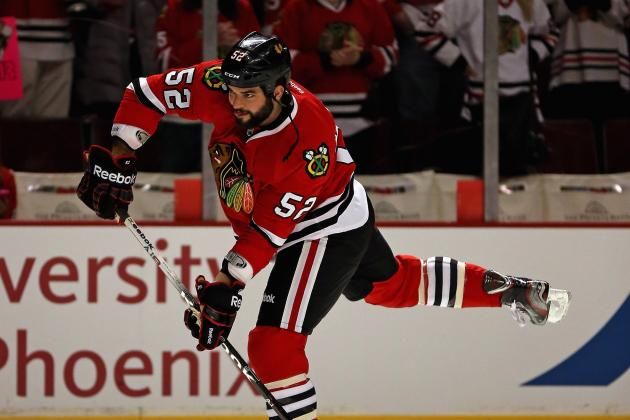 Chicago Blackhawks: Shuffled Lines Ruse or Reality?