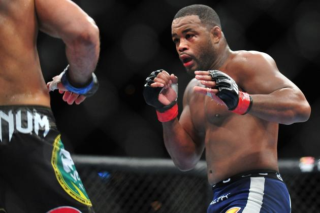 Evans vs. Henderson Fight Card: What a Win Means for Rashad Evans