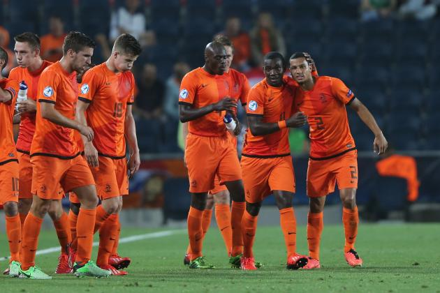 Spain vs. Netherlands: Date, Live Stream, TV Info, Preview for Euro U-21 Match