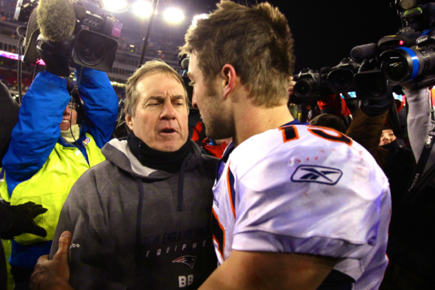Can Bill Belichick and Josh McDaniels Really Fix Tim Tebow?