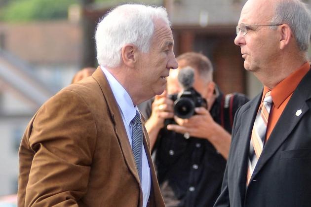 Penn State Tops $45.9M in Costs Related to Sandusky Scandal