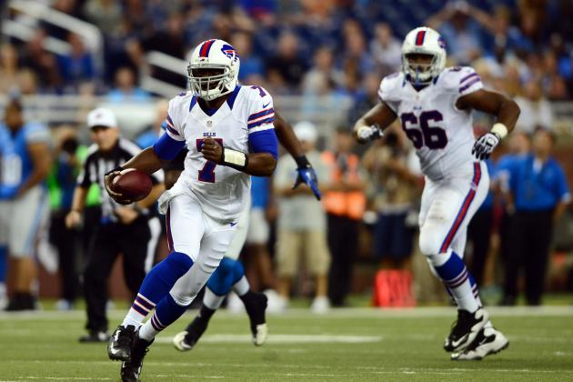 What the Release of Tarvaris Jackson Means for EJ Manuel, Bills' QB Situation