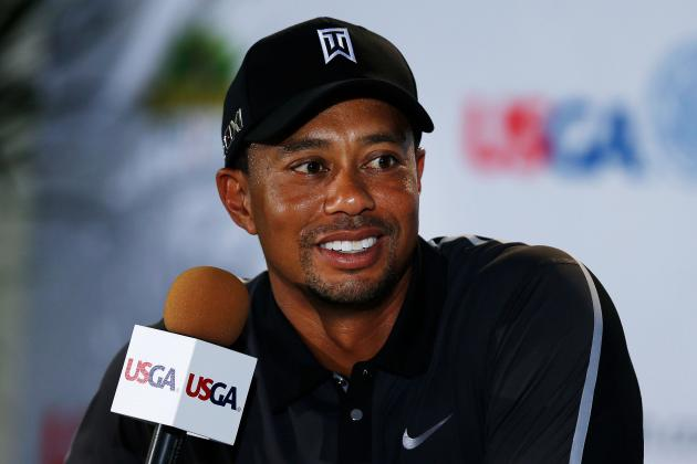 Tiger Woods Ready to Finally Claim Major No. 15 at 2013 US Open