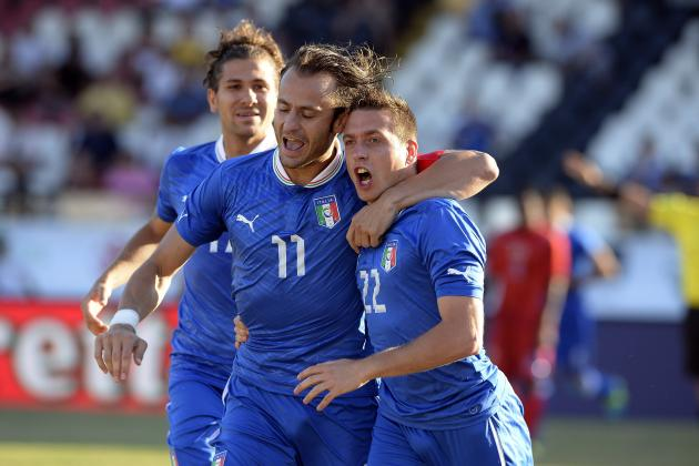 Haiti vs. Italy: Score, Grades and Post-Match Reaction