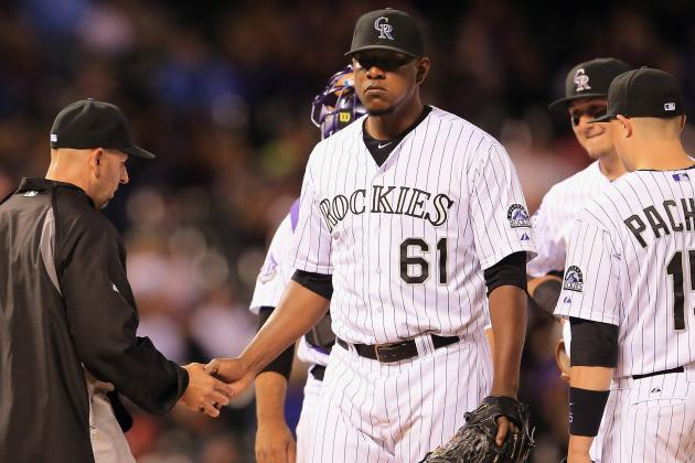 Rockies Place Escalona on DL, Recall Outman