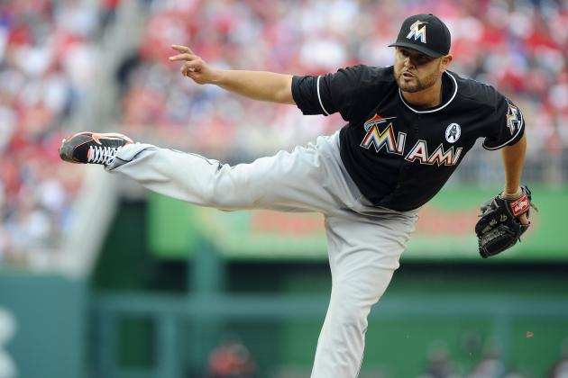 Breaking Down Marlins Hurler Ricky Nolasco's Budding Trade Market
