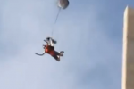 Woman Miraculously Comes Away from BASE Jump Fail Unharmed